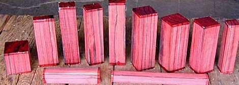 Bois de rose for Chambre en bois de rose