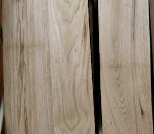4106 Ernut Live Edge Slab Lumber Craft Wood 110 L 15 W 1