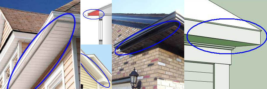 Eaves roof definition metal eaves gutter sc 1 st pinterest for What is roof sheathing definition