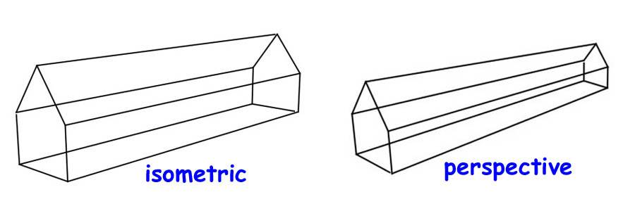 Isometric House Drawings Isometric Drawings Are