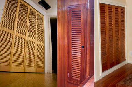 Slatted Doors Timber Slat Doors \u0026 Wooden Louvered Door Design. Download & Slat Doors u0026 ARTICLE + GALLERY: The Chameleons Of Interior Design ... pezcame.com