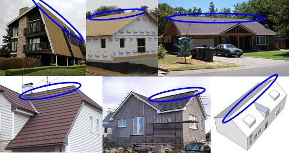 Hobbit house glossary for What is roof sheathing definition
