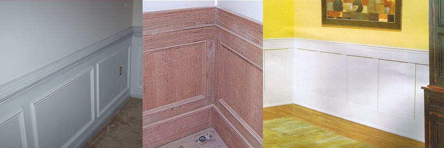 plywood wainscoting sheeting 2
