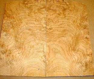 Oak Burl Veneer: Oak Burl Low Figure Wood Veneers Sheets ... |Oak Burl Wood Veneer